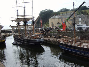 Charlestown Cornwall -07