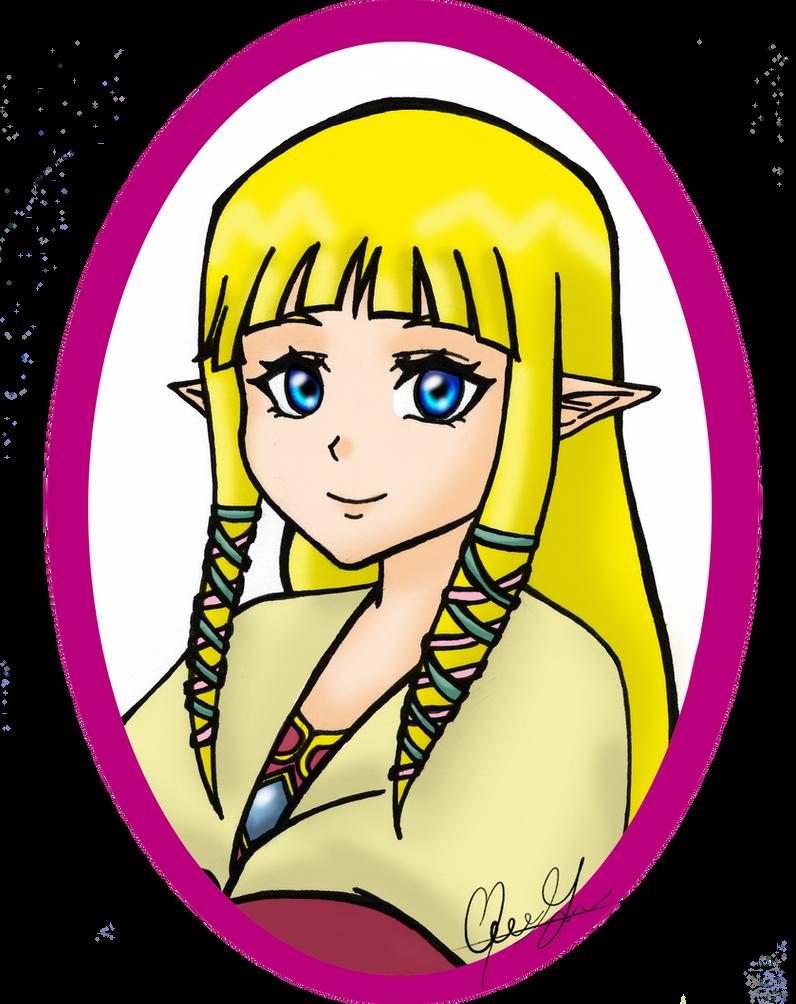 SS: Zelda by Alice-Pandora
