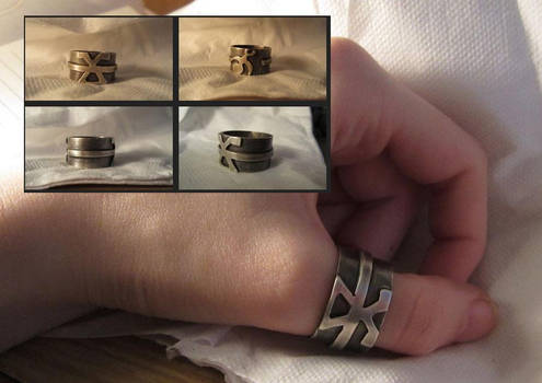 Insignia of the Chaos Gods Ring