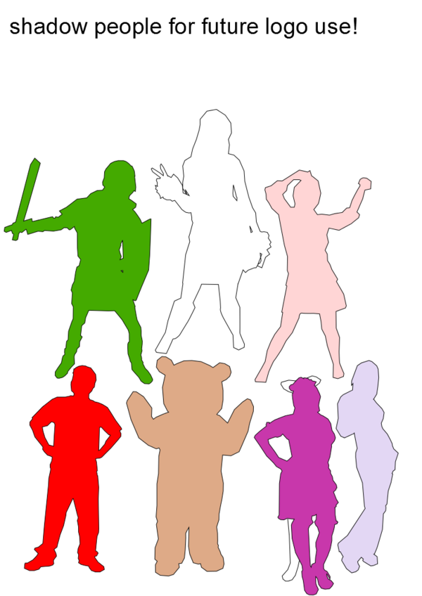 cosplay shadows by NetSenshi