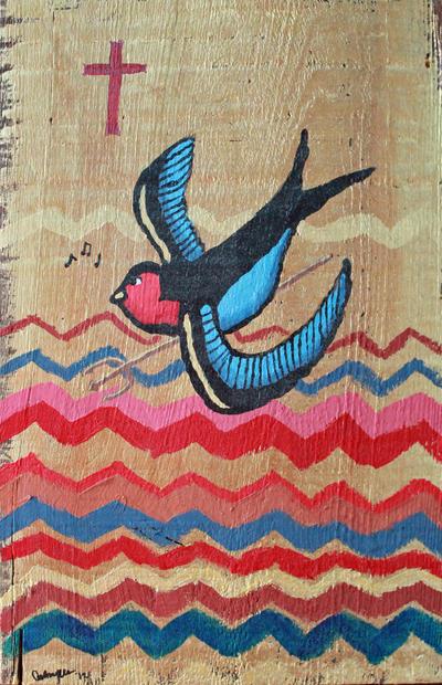 Songbird (updated) by FranklymyDeer