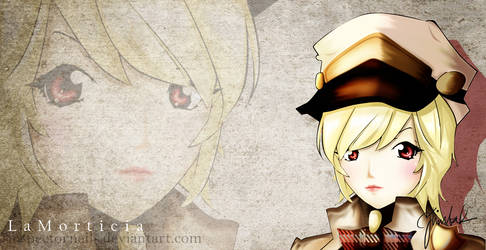 LaMorticia (Dragon Nest) by inspectorneils