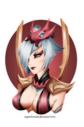 Blood Moon Elise - League of Legends