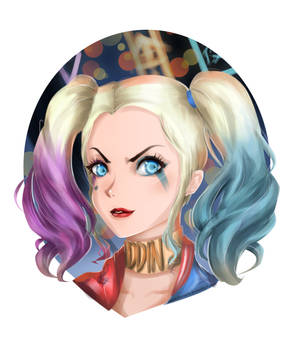 (Suicide Squad) Harley Quinn