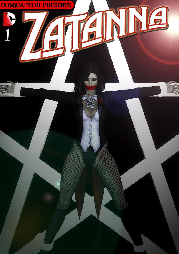Zatanna #1 by comicaptor2014