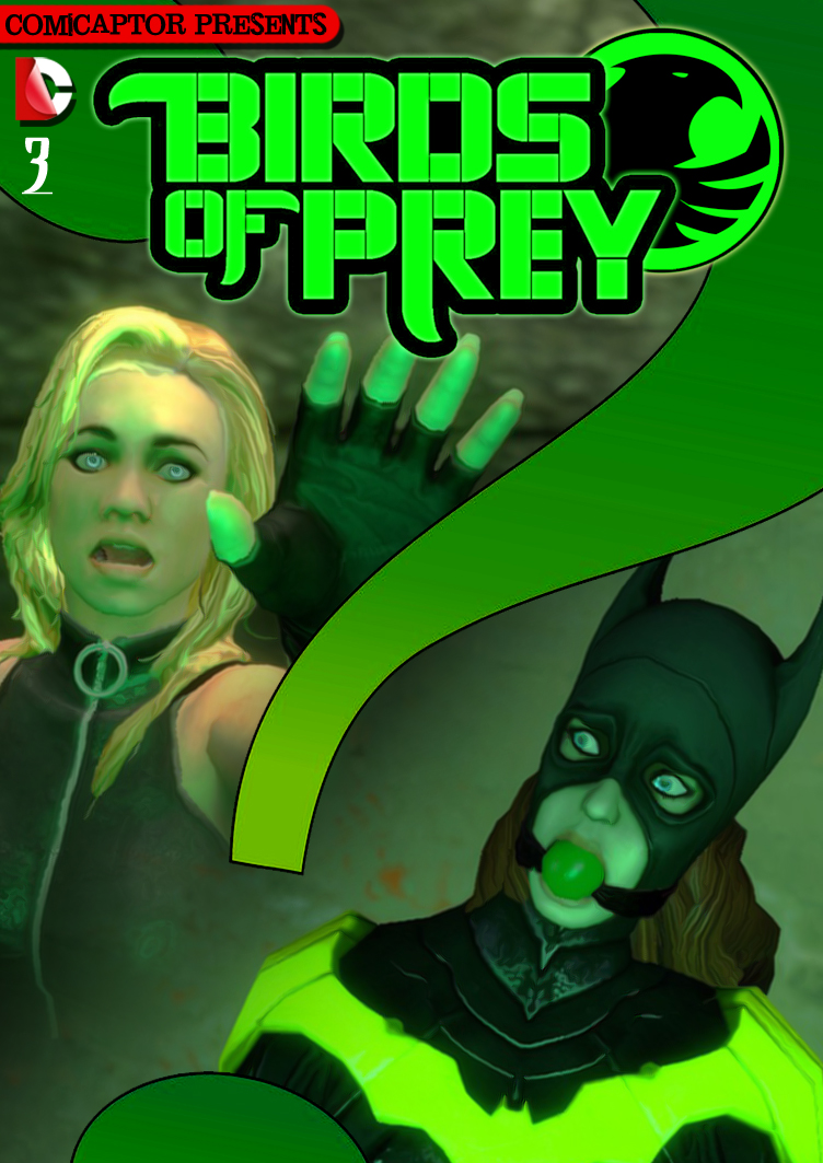 Birds Of Prey #3 by comicaptor2015