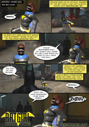 Batgirl Year Two: Escapology 101 by comicaptor2019