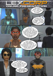 LexCorp Online 4 by comicaptor2019