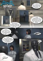 Deep Freeze by comicaptor2019