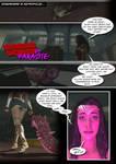 Wonder Woman vs Parasite 1/2