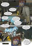 Batgirl's Great Escape 1/2