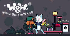 Whiskers and Wags - banner by Aw0