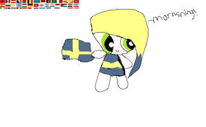culture ppg #1:Swedish PPG Girl