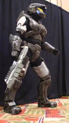master chief spartan Tim