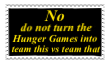 Hunger Games Stamp by RainbowPanda1699