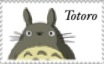 Totoro Stamp by RainbowPanda1699