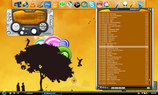 Desktop-X