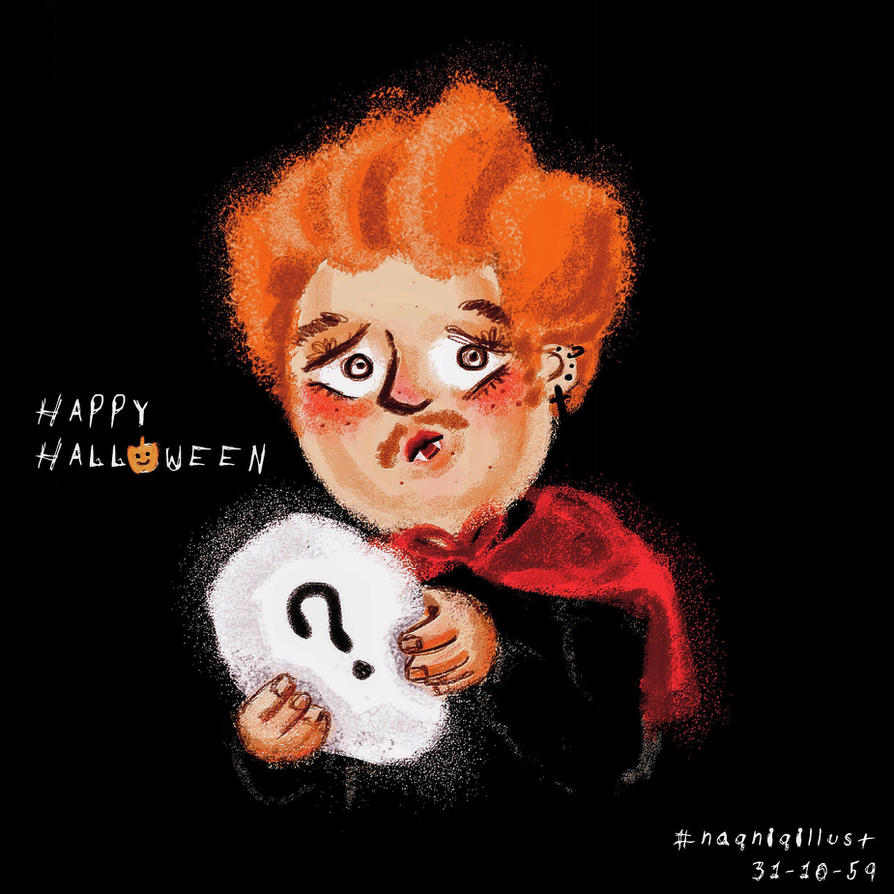 Happy Halloween  by naqniq
