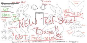 Dutch Angel Dragon Ref sheet comm's -OPEN-