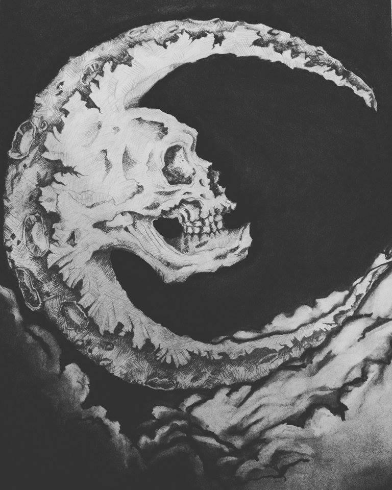 Moon by RepaintLife