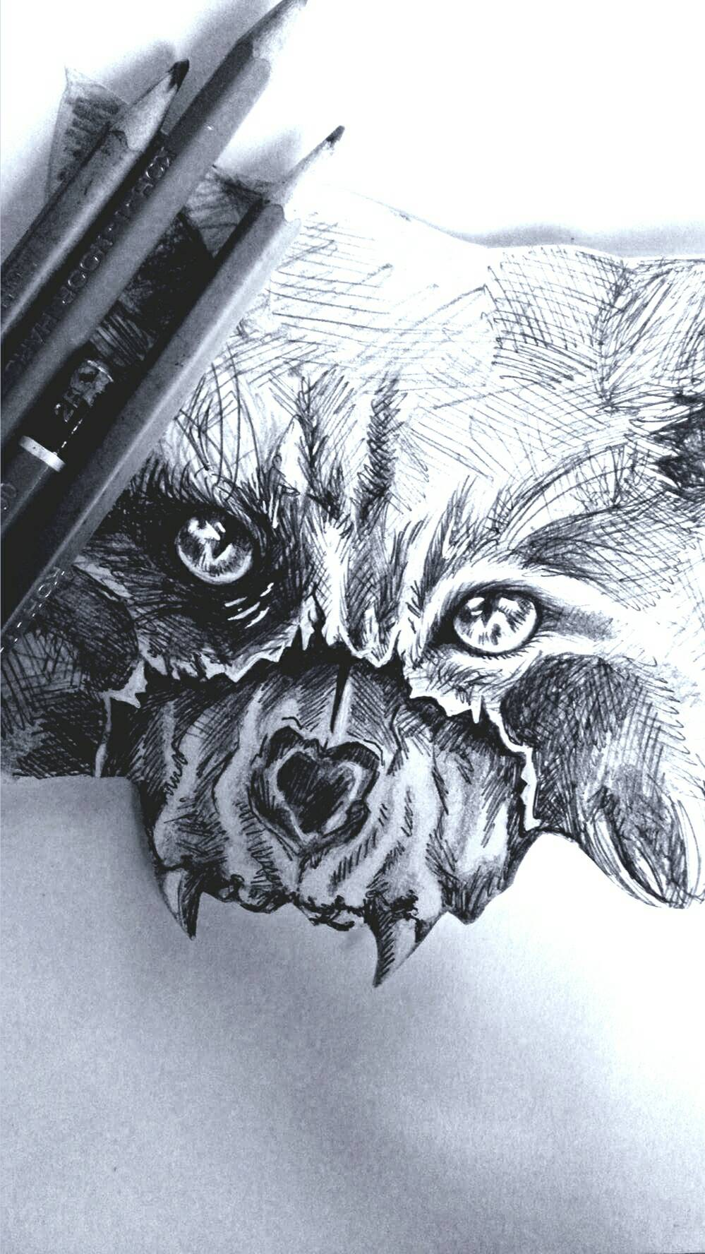 eyes  by RepaintLife