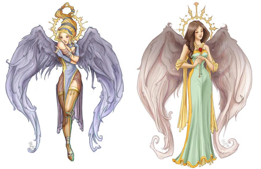 Angels by zealousceles