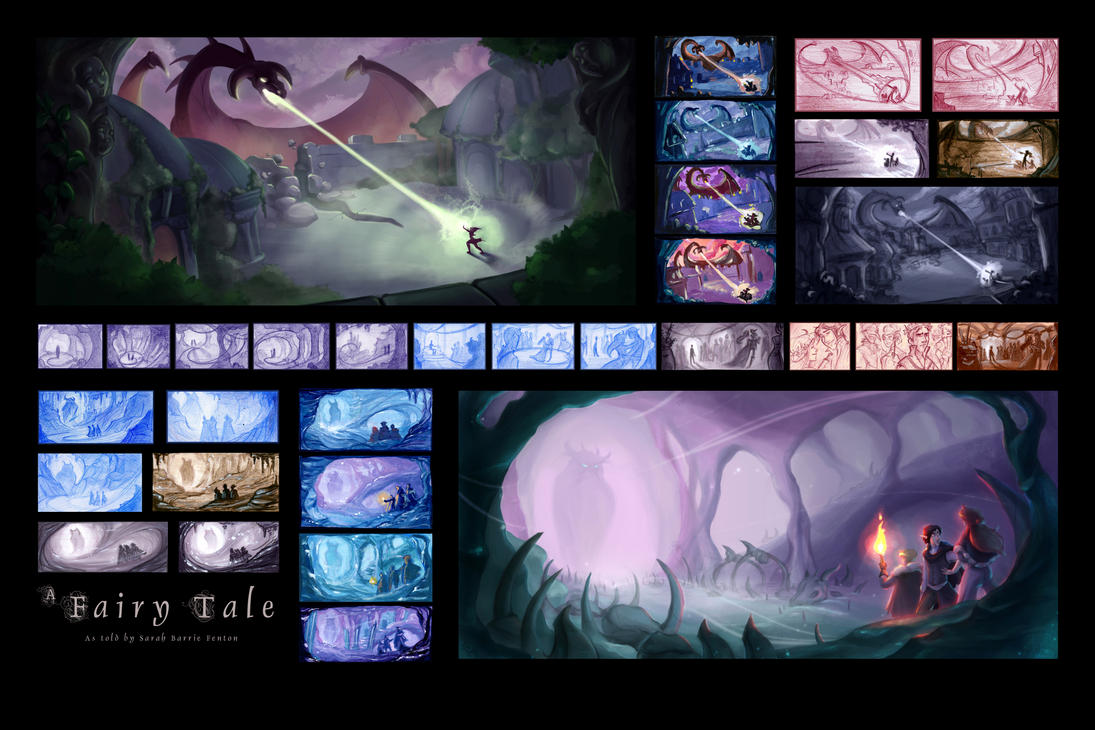 Layout Design Board by zealousceles on DeviantArt