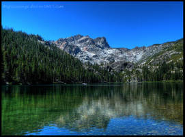 Woahhh, it's a lake. by spooooonge