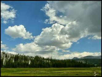 Pretty Clouds. by spooooonge