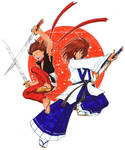 ToS: Brave Fencers