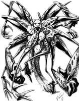 cyborg lord by Wqu10n