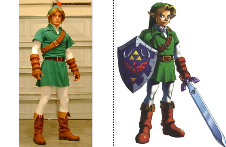 Oot Comparison by BryanRogers ...  sc 1 st  BryanRogers - DeviantArt & Oot Comparison by BryanRogers on DeviantArt