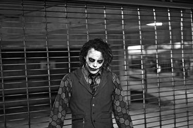 GQ Joker by BryanRogers