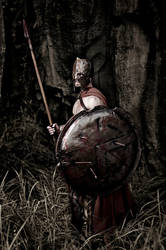 Deviant ID- Spartan by BryanRogers