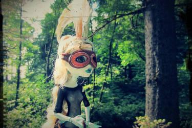 Goonie in the woods