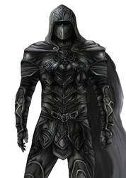 Nightingale Armor by WilliamFDrake