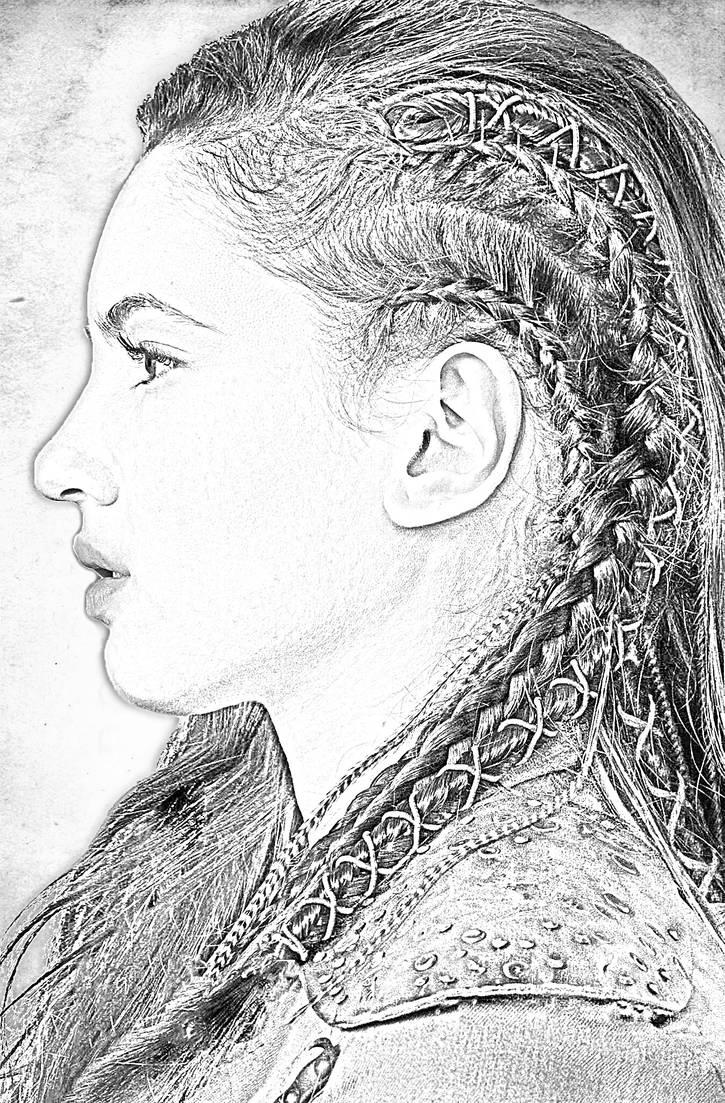 Ivana Baquero 'Eretria' by WilliamFDrake
