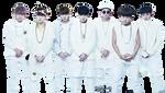 Png render : BTS  (Bangtan Boys)