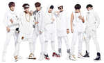 Png render : BTS  (Bangtan Boys) #02