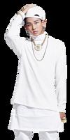 Png render : Rap Monster (BTS) #02