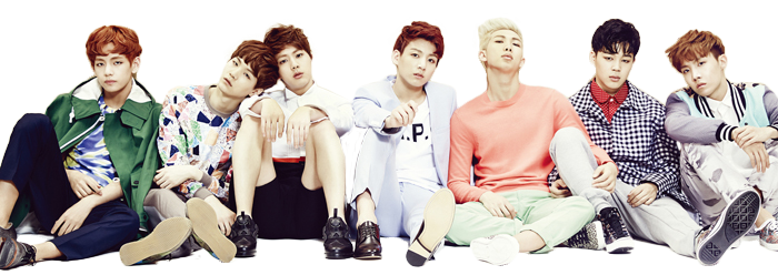 Png render : BTS  (Bangtan Boys) #03 by VipArmy