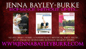 Business Card for Jenna Bayley