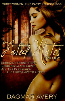 Anthology Cover for Fated Mates