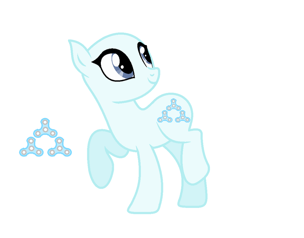 Help my by drawing a mane for her please!!! by Morespringbunnies