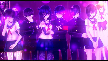 .:[MMDxYandereSimulator] - Occult Club:.