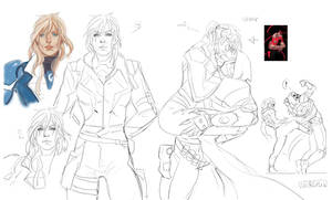 Sketches #3 by Noir-stalk