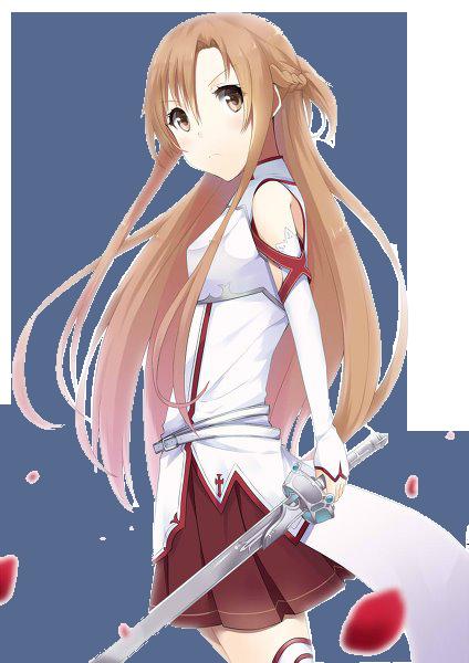 Asuna / Sword Art Online by ZerolShikumai