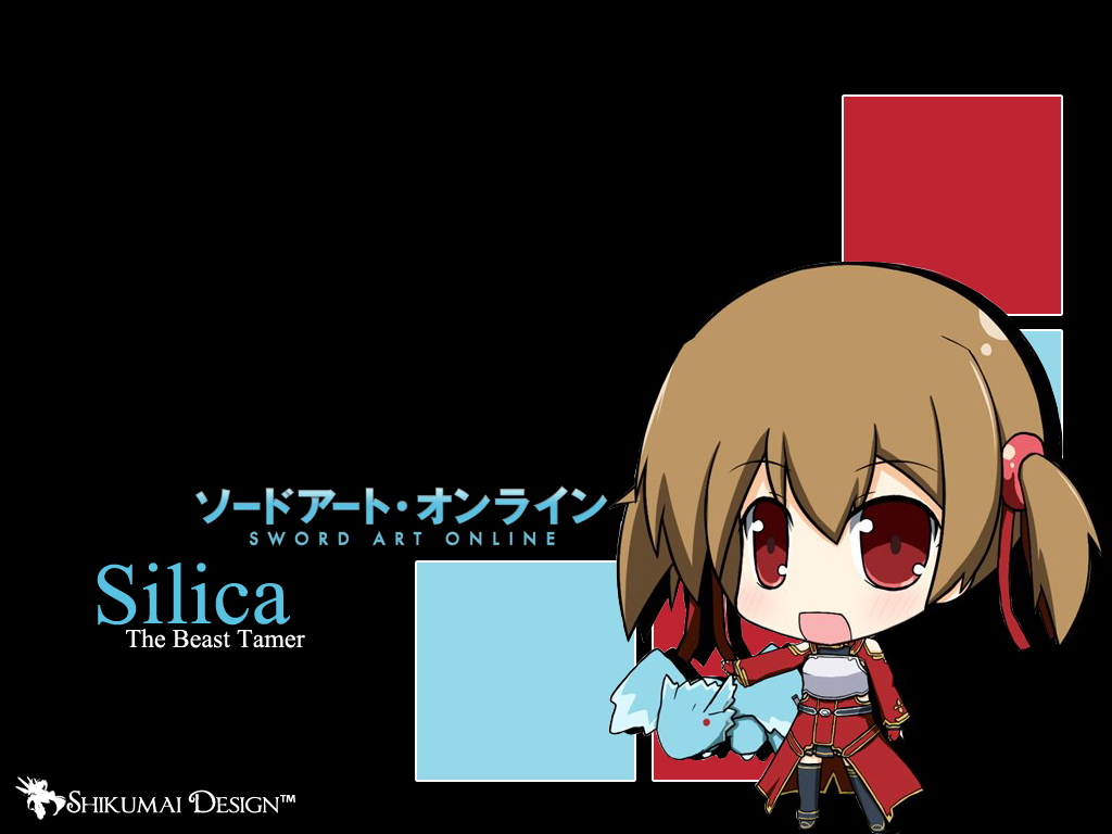 Silica Wallpaper Design / Sword Art Online by ...