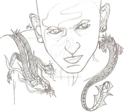 prophecy - line art by faily-o-mcfailson