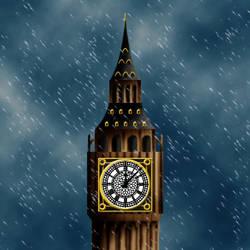Big Ben by TheFeronix
